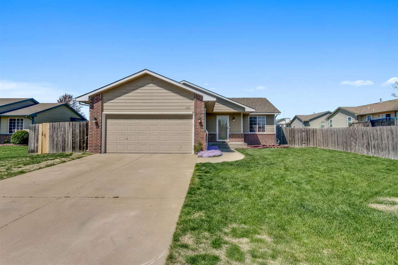 This beautiful 4 bedroom, 3 bath home is move in ready. Located in the Country Walk subdivision. The