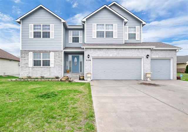For Sale: 2230 S Cranbrook St, Wichita KS