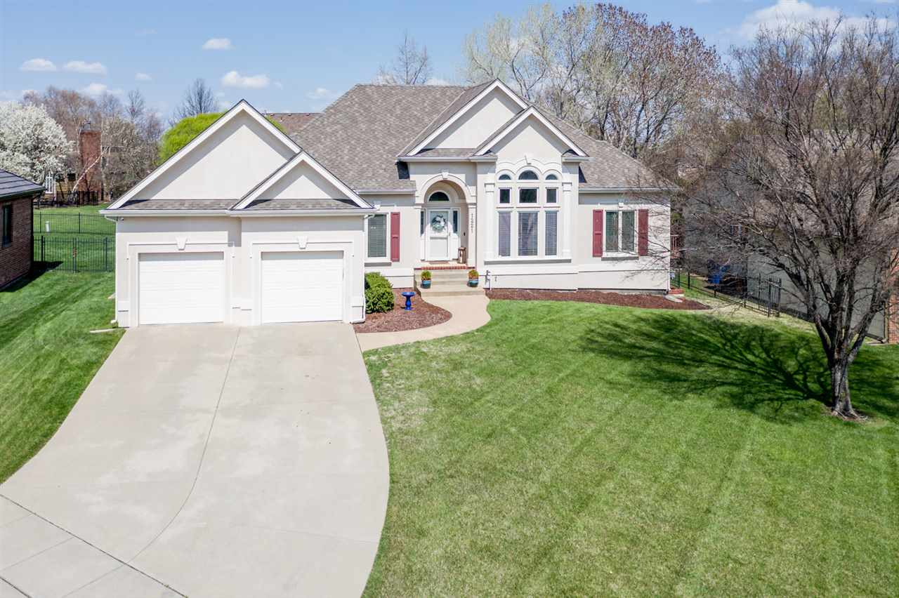 Completely updated home in White Tail with Andover Schools and Wichita Taxes make this home a rare f