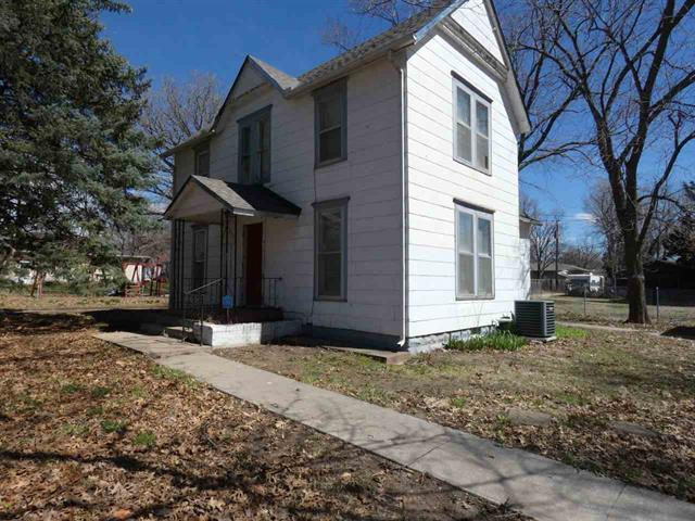 For Sale: 414  Central Ave, Newton KS
