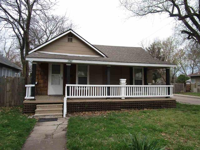 For Sale: 1501 S WICHITA ST, Wichita KS