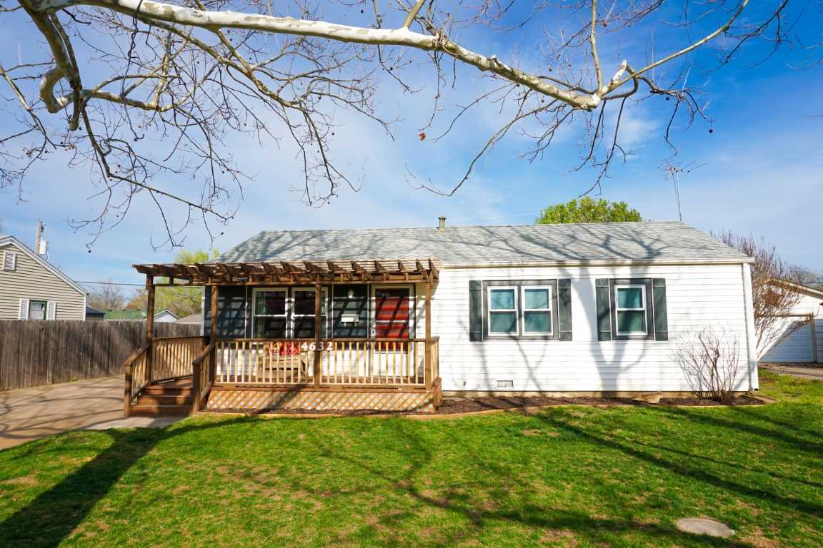 Don't miss this newly remodeled 3br, 1ba ranch home. As you walk in from the large front porch with