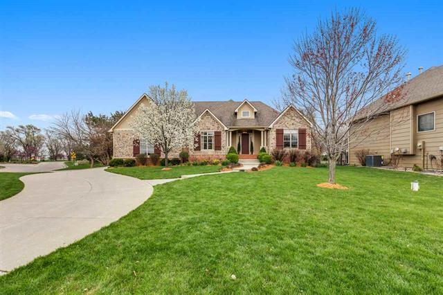 For Sale: 3805 N Watercress, Maize KS