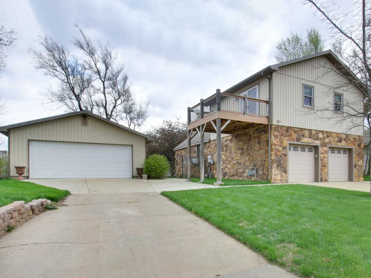 This property has a little bit of everything for a great price!  Must see quickly! Sitting on a near