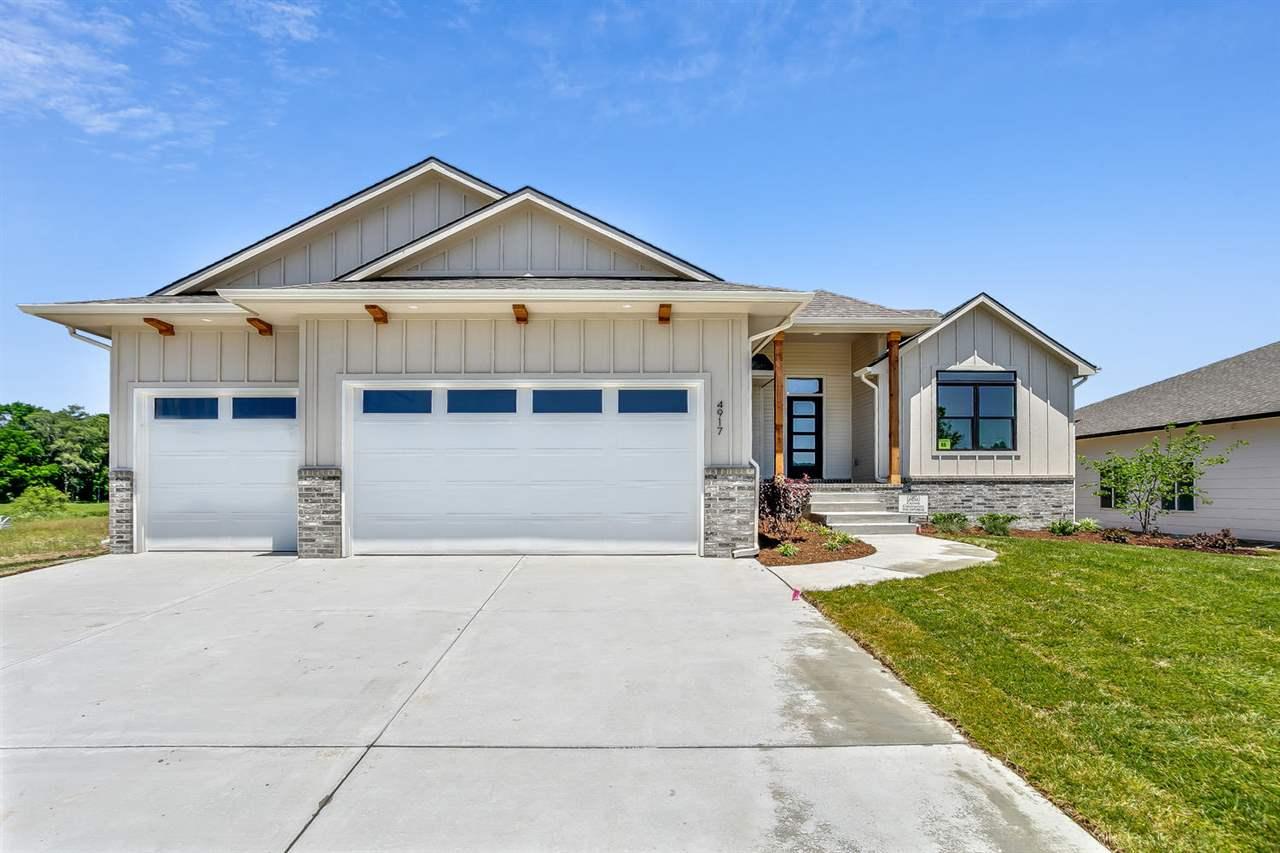 4917 N Peregrine, Wichita, KS, 67219