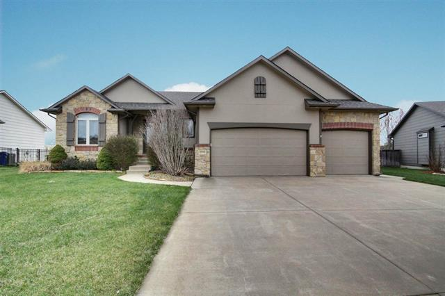 For Sale: 2370 N Castle Rock Ct, Wichita KS