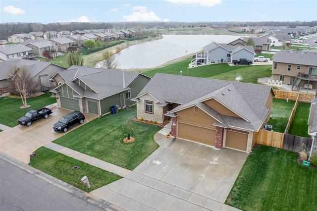 For Sale: 2719 E MASON RIDGE DR, Derby KS