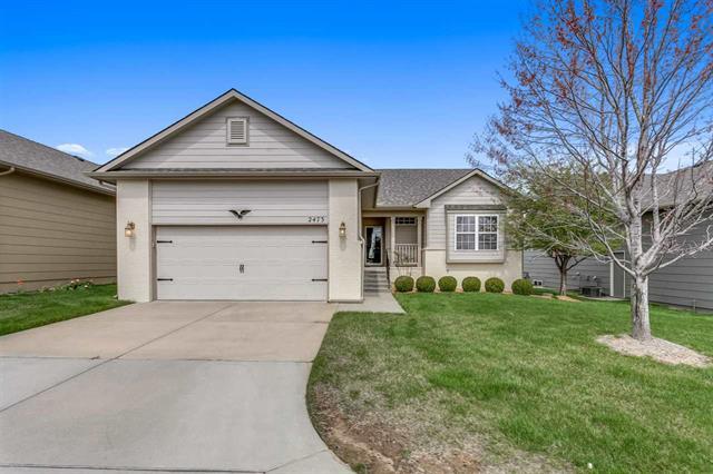 For Sale: 2473 N 127th Ct E, Wichita KS