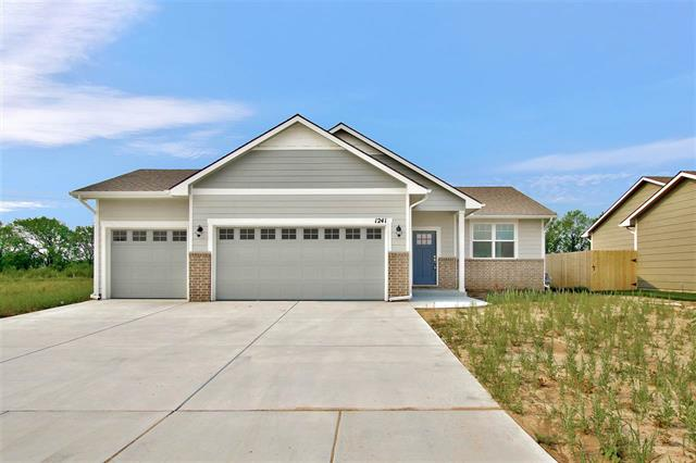For Sale: 1241 E Prairie Hill Cir, Park City KS