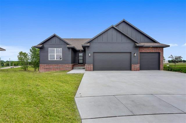 For Sale: 1270 N Countrywalk Ct, Rose Hill KS