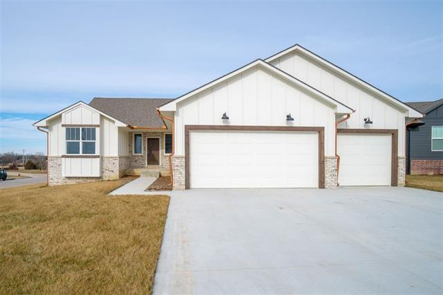 For Sale: 1280 N Countrywalk Ct, Rose Hill KS