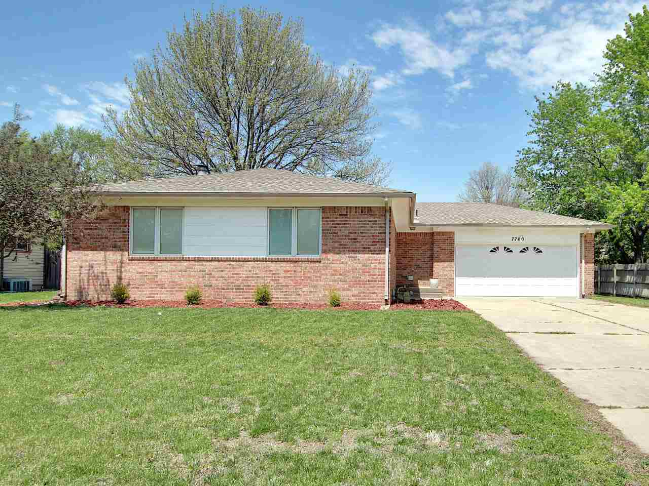 Welcome home to this spacious 3bed/3bath/over-sized 2-car all-brick ranch with basement bonus room i
