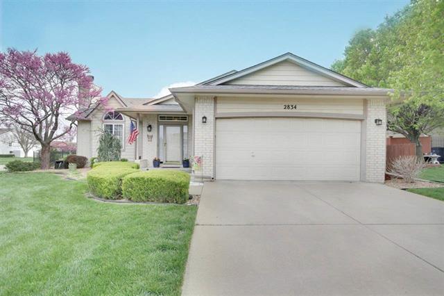 For Sale: 2834 N Meadow Oaks Ct., Wichita KS
