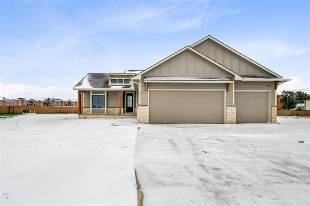 For Sale: 1213 E Summerchase Ct, Derby KS
