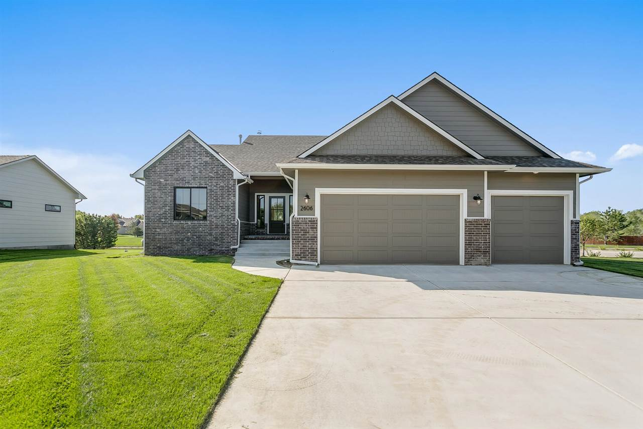 This 3 bedroom 2 bath home is packed with all the extras!  Large 10x15 deck is perfect to enjoy the