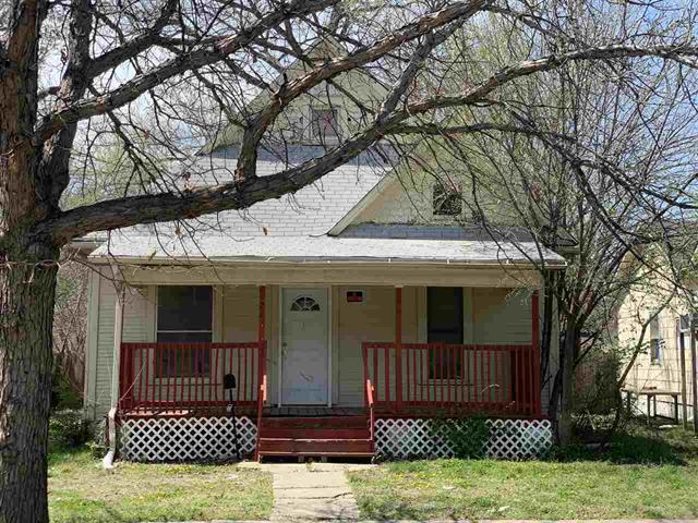 For Sale: 1221 S Saint Francis St, Wichita KS