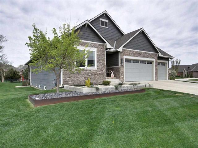 For Sale: 9260 W Moss Rose Ct, Maize KS