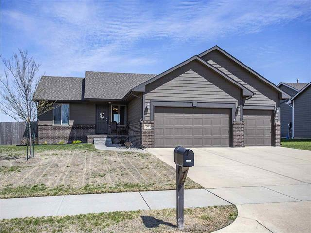 For Sale: 260  Sunrise Cir, Rose Hill KS
