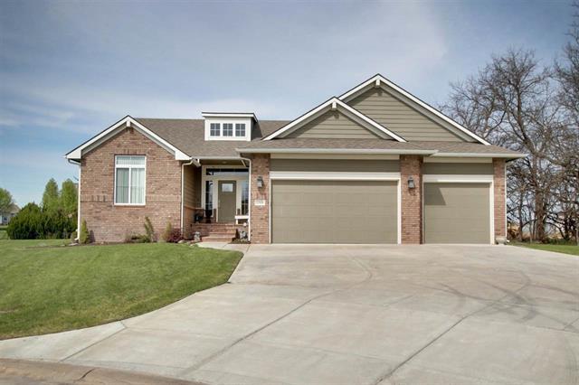 For Sale: 13510 E Laguna Cir, Wichita KS