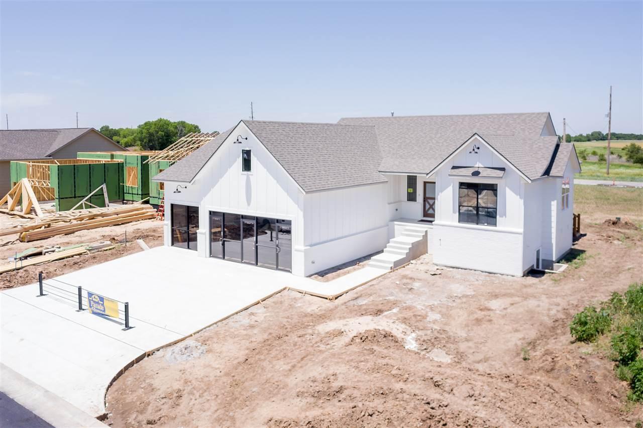 For Sale: 1065 S Arbor Creek, Goddard KS