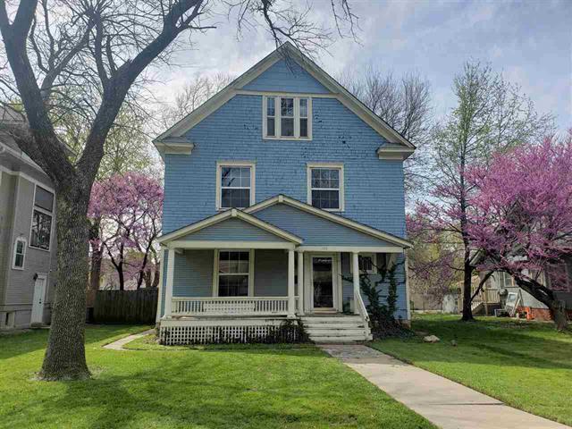 For Sale: 1345 N EMPORIA ST, Wichita KS