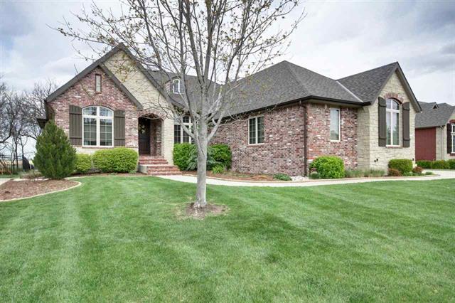 For Sale: 13316 E MAINSGATE ST, Wichita KS