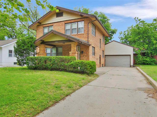 For Sale: 1406 N Woodrow Ave, Wichita KS