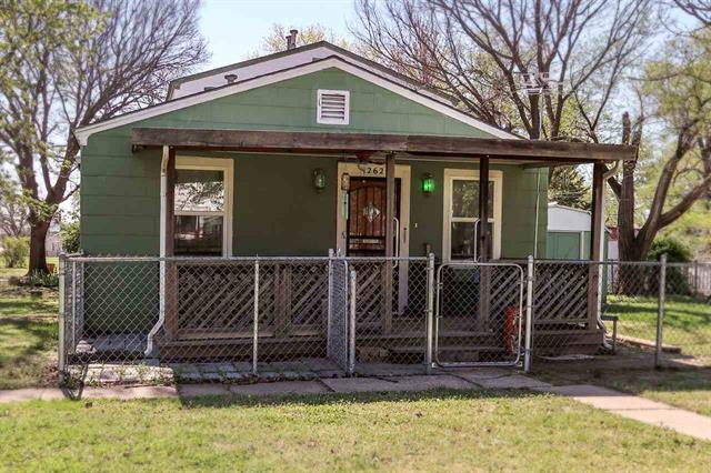 For Sale: 1262 S Pershing Ave, Wichita KS