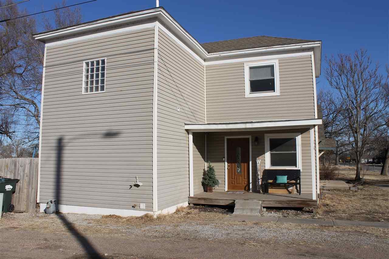 For Sale: 14 E Bigger St, Hutchinson KS