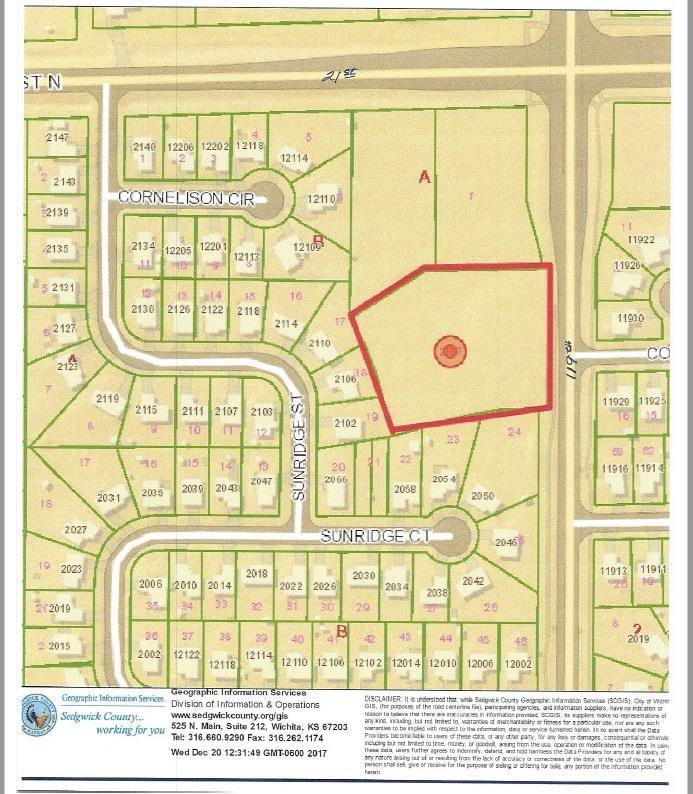 2107 N 119th St W, Wichita, KS, 67235