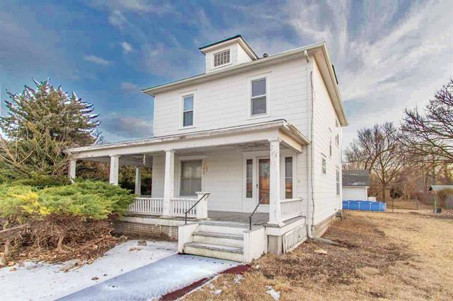 For Sale: 1023 E 1ST ST, Newton KS