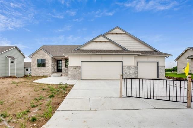 For Sale: 3407 S Lori St, Wichita KS