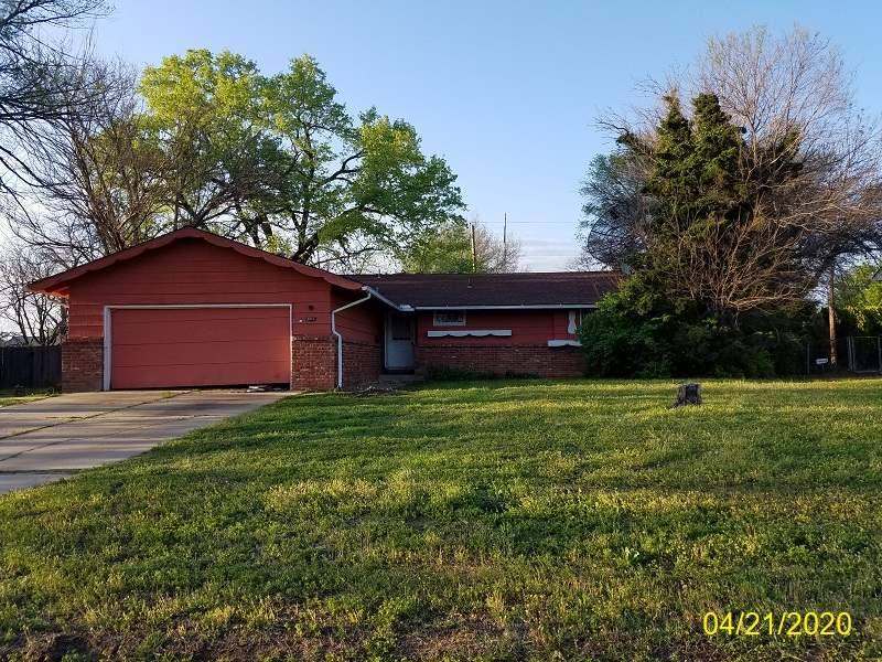 4016 E Brks, Wichita, KS, 67220