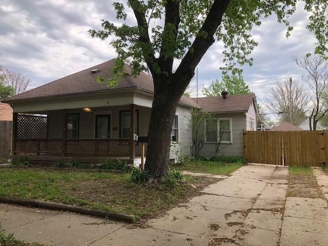 For Sale: 1036 S Laura, Wichita KS