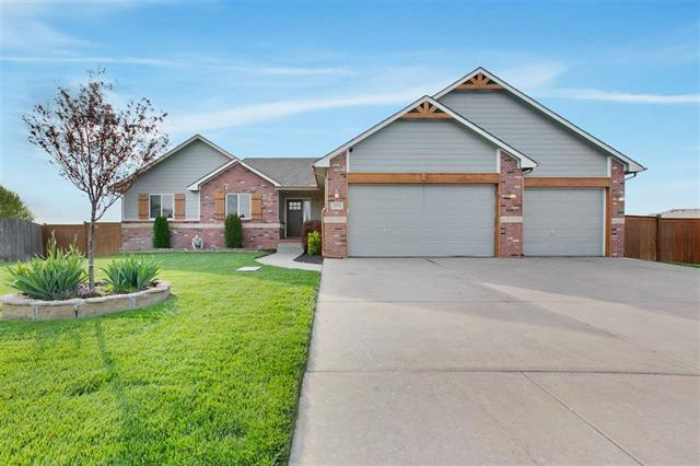 For Sale: 2554 E Saint Andrew Ct, Goddard KS