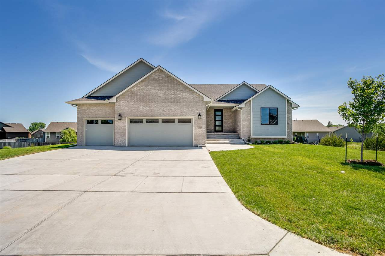 This brand new RJ CASTLE home in Shadow Rock with great Andover Schools is now complete! Put this ho