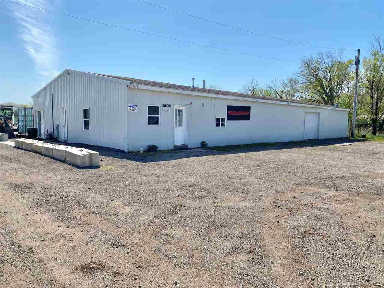 For Sale: 1600 N Custer, Augusta KS
