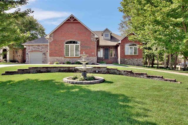 For Sale: 3810 N Watercress Ct, Maize KS