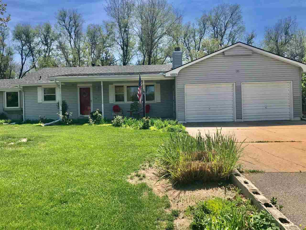Great country type home in the City.  2 bedroom, 1 1/2 baths, 2 car garage, partial basement.  All appliances are included as per PCR.  Plenty of room on the front porch to enjoy the quiet.  Then..there's a two level deck on the back of the home, covered so you can even be out in the rain!  This is maintenance free as it has permanent siding, the roof and guttering were replaced in 2019 as well as painting trim in 2019, that should help insurance costs a LOT!  All of this with loads of room around it, all on a HALF ACRE LOT!  There was a special tax for front street paving but it is PAID OFF as well.  There is a small garden shed in the backyard and just loads of room for landscaping, building an extra building for the car lover or motorcycle enthusiast or expanding the house! If you want to live in a neighborhood, this is it!  I've met the neighbors and they were all great!!!
