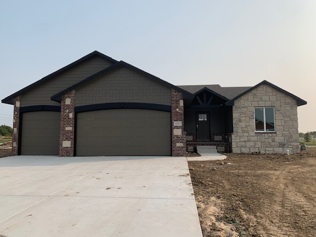 For Sale: 2413 E Velvetleaf Ct., Andover KS