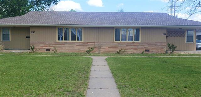 For Sale: 18 W 25th St, Hutchinson KS