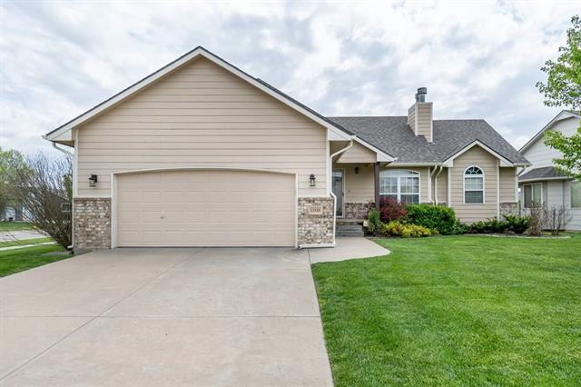 For Sale: 12325 E Mainsgate St, Wichita KS