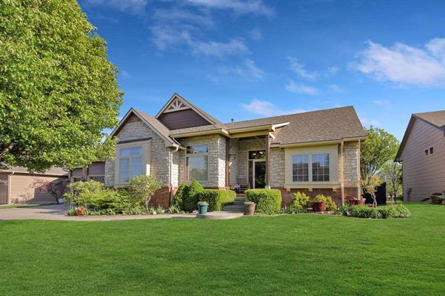 For Sale: 1337 S Auburn Hills Ct., Wichita KS