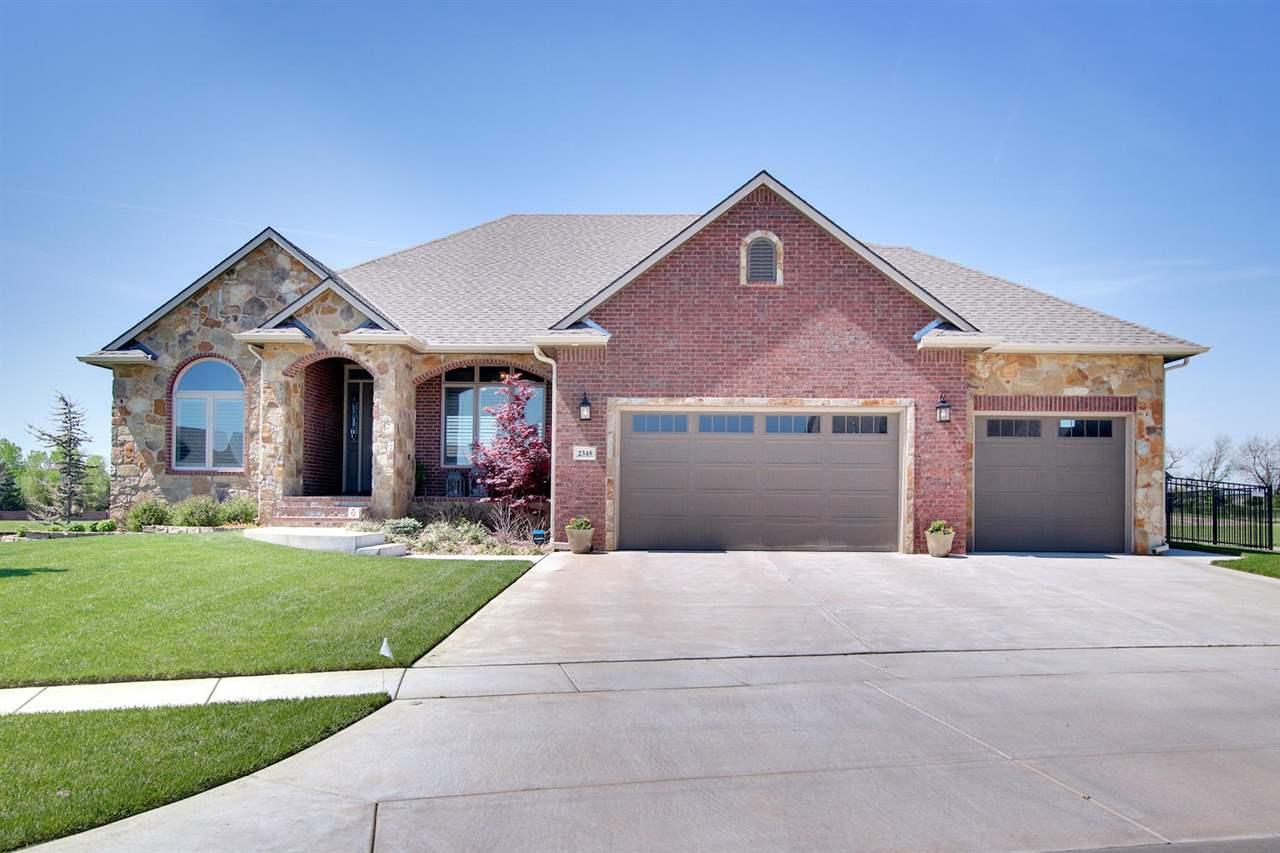 2345 S Ironstone St, Wichita, KS, 67230