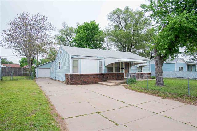 For Sale: 518 W 47th St. S, Wichita KS
