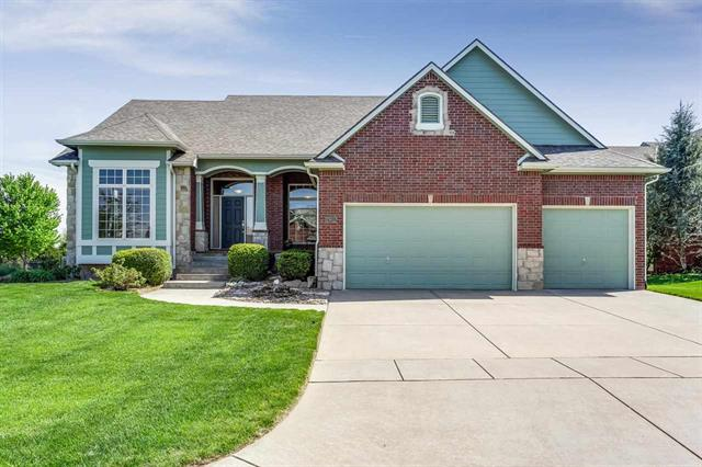For Sale: 2901 N Pepper Ridge Ct, Wichita KS