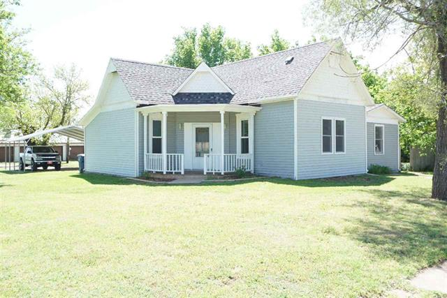 For Sale: 313 S 5th St, Conway Springs KS