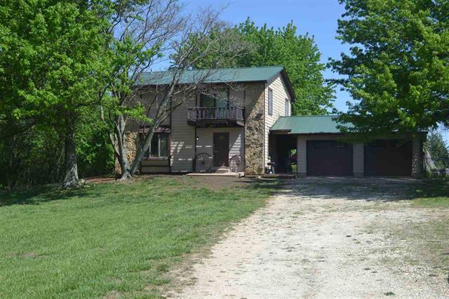For Sale: 21737 S HAVERHILL RD, Douglass KS