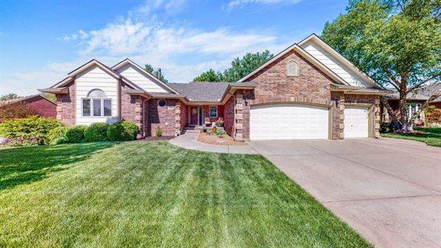 For Sale: 13698 W Highland Springs Ct, Wichita KS