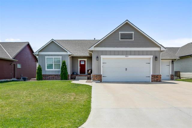 For Sale: 923 N TRAIL DR, Mulvane KS